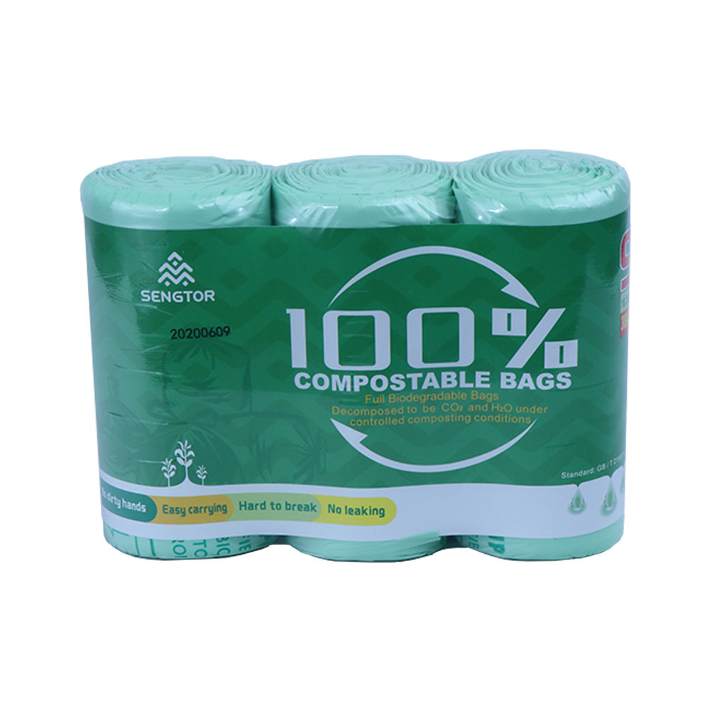 biodegradable garbage bag for kitchen