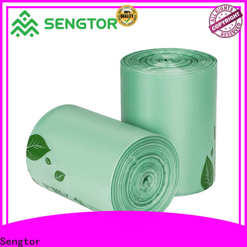 Sengtor bag bio compostable bags bulk production for cleaning