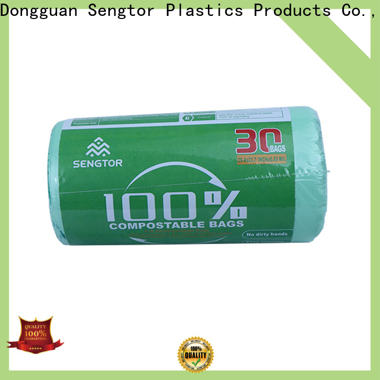 durable drawstring garbage bags rated factory for worldwide customers