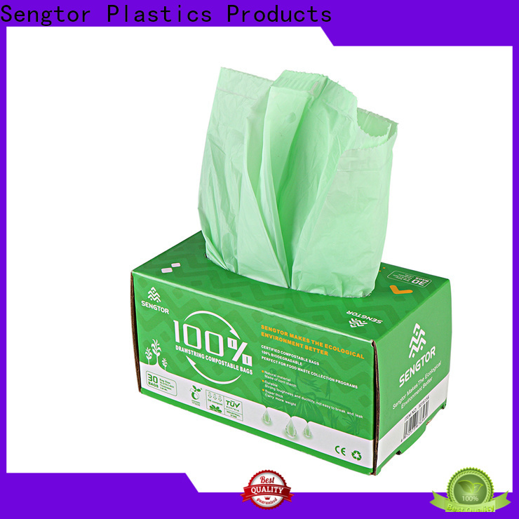 Sengtor superior biodegradable bags manufacturers China for shopping