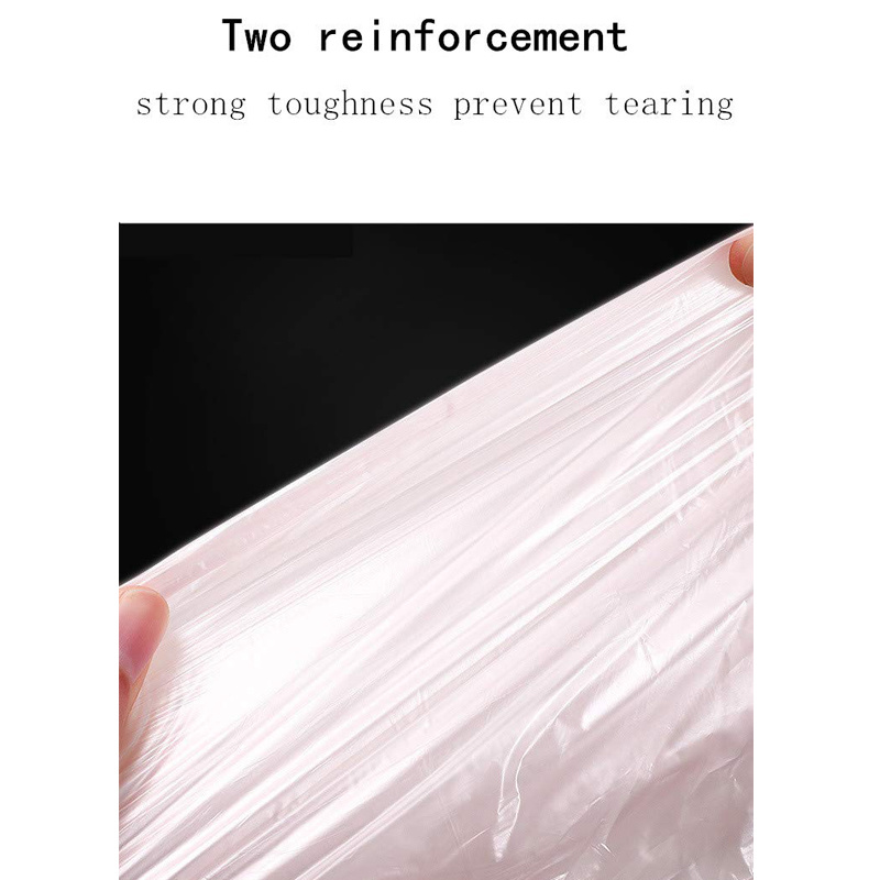 Microbial degradation garbage bag (three colors)