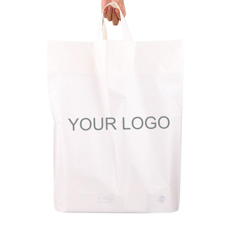 Portable garbage bag