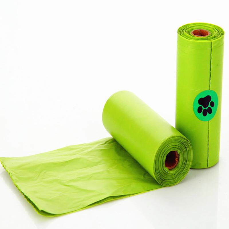 Point break biodegradable bag