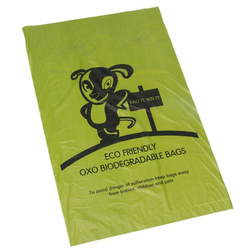 Biodegradable pet bag