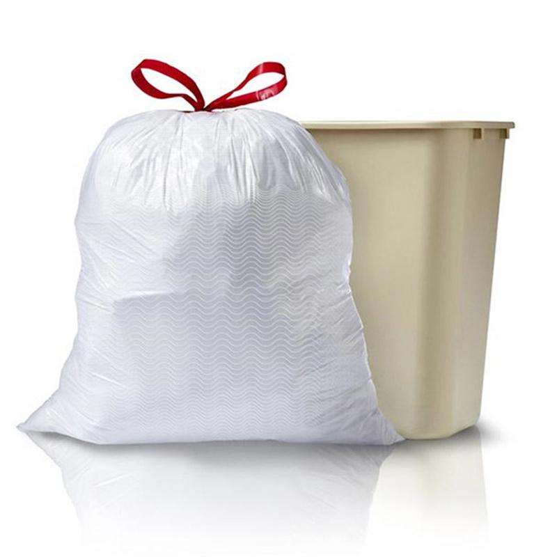 Biodegradable drawstring bag-1
