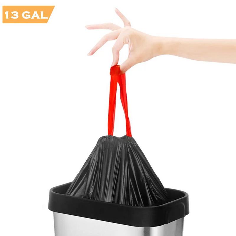 Biodegradable drawstring bag-3