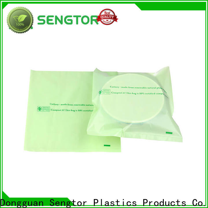 Sengtor industry-leading biodegradable recycling bags factory for shopping